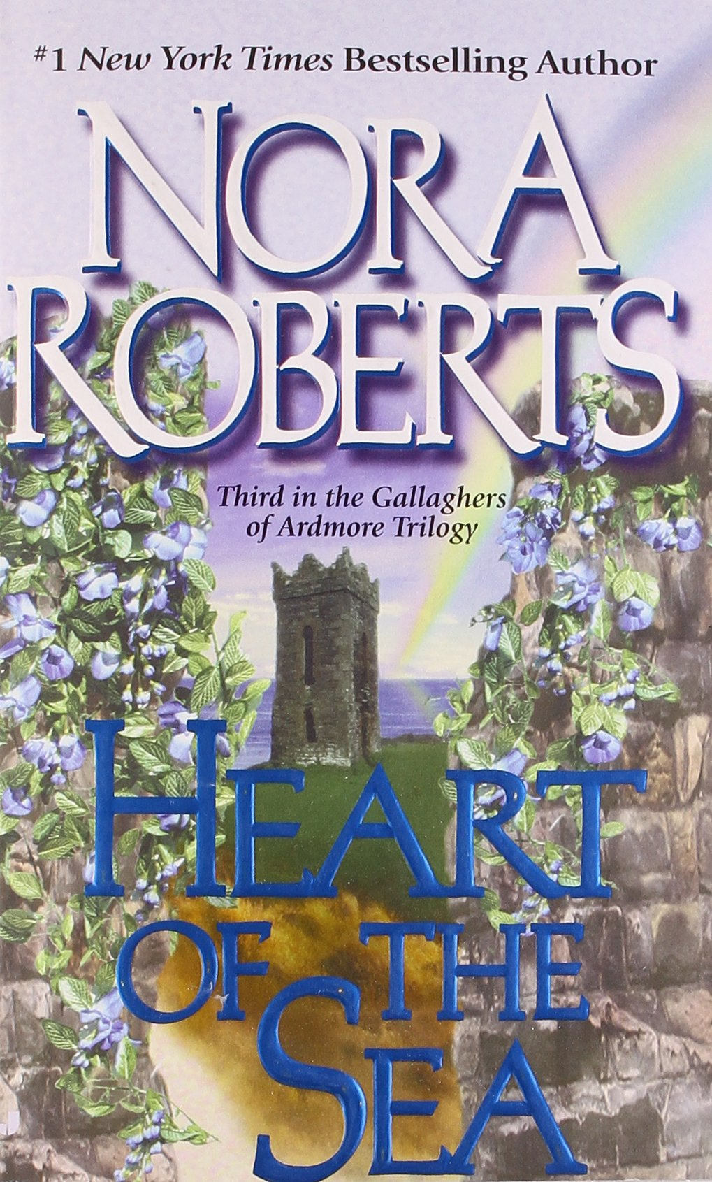 Download HEART OF THE SEA, THE CONCLUSION TO THE ENCHANTING IRISH TRILOGY--FIRST TIME IN PRINT. pdf epub