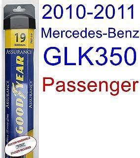 Amazon.com: 2010-2015 Mercedes-Benz GLK350 Wiper Blade (Passenger ...