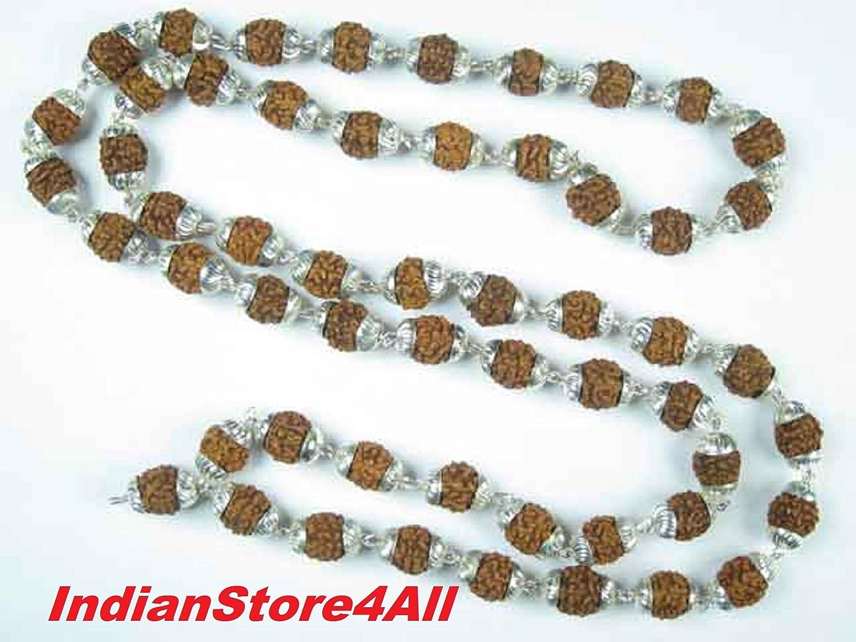 Amazon.com: IndianStore4All Meditation Yoga Mala Gift ...
