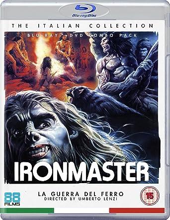 Ironmaster (Dual-Format) [Blu-ray] [Reino Unido]