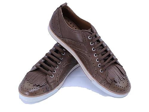 X cork 44 Geox Newton Sneaker Uomo Marrone Marrone SxAOqg