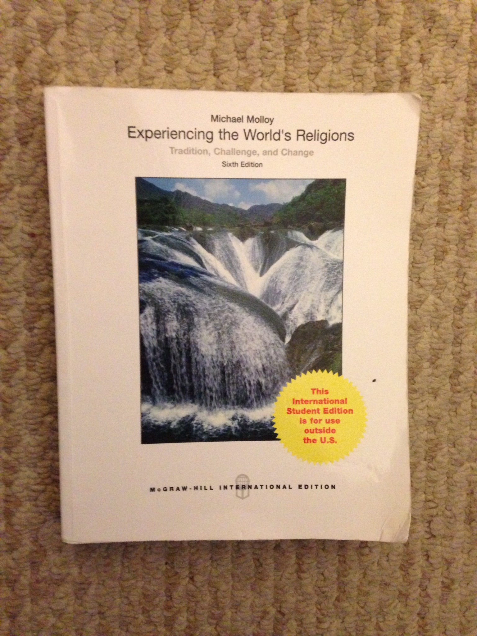 Experiencing the World's Religions: Tradition, Challenge, and Change:  9789814581578: Amazon.com: Books