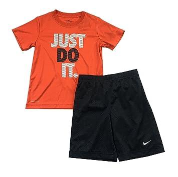 It Nike Boys Da Do Little Composto Just Maglietta E Set 54LRAj