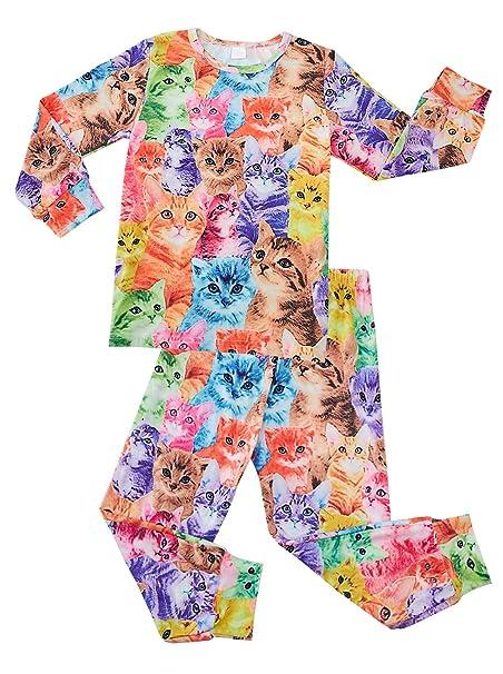 Amazon.com: Tupomas - Pijamas para niños y niñas, lindos y ...