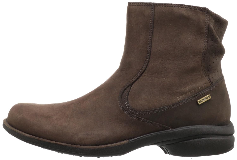 f569e84699f Amazon.com | Merrell Women's Captiva Mid Waterproof Boot | Ankle ...