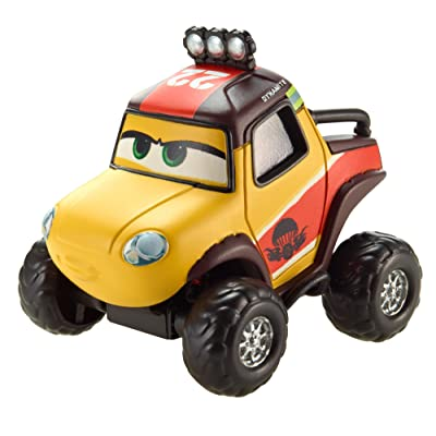 Disney Planes Fire and Rescue Dynamite Die-cast Vehicle: Toys & Games