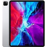 Apple iPad Pro (12,9 cala, 4. generacji, Wi-Fi + Cellular, 256 GB) - srebrny (2020)