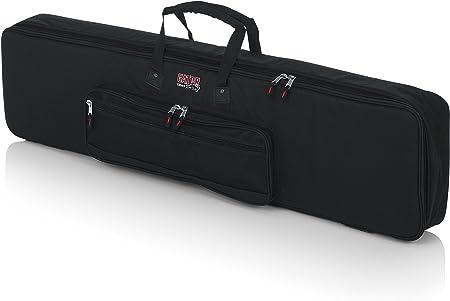 GATOR CASES GKB-76 SLIM - Estuche para teclado, 76 teclas delgadas