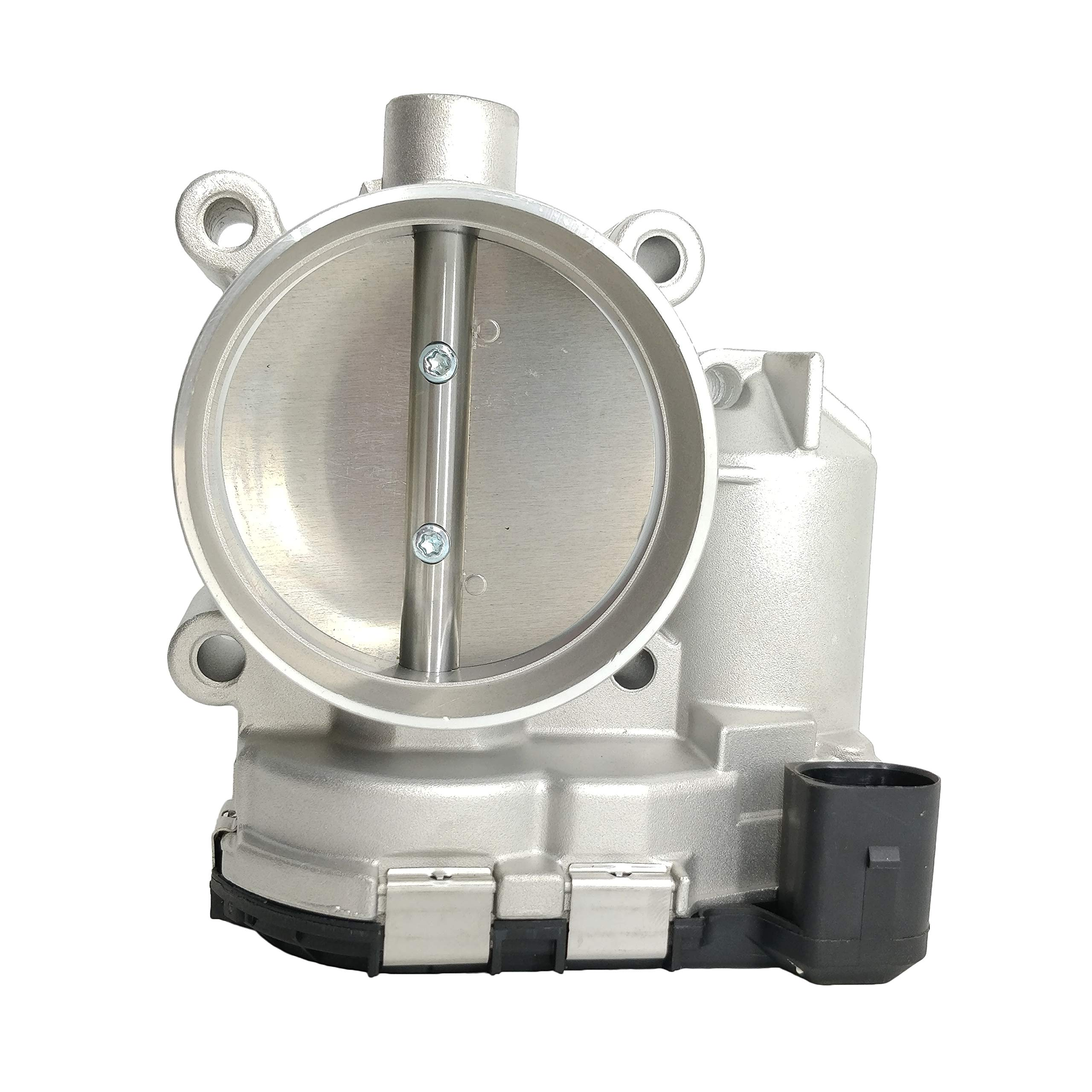 OKAY MOTOR Throttle Body for Audi A4 A6 Allroad Quattro S4 S6 S8 R8 2.7 3.2 4.2L by OKAY MOTOR