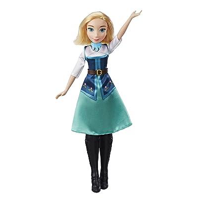 Disney Elena of Avalor Naomi Turner Fashion Doll: Toys & Games