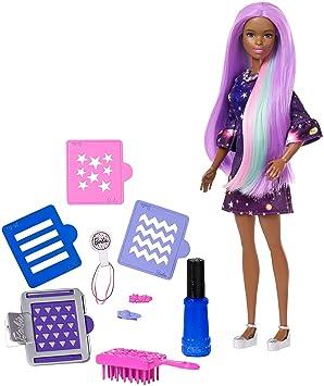 Barbie Peinados Fhx01 MulticolorJuguete7 FashionistaMuñeca Añosmattel 0wk8nOXP