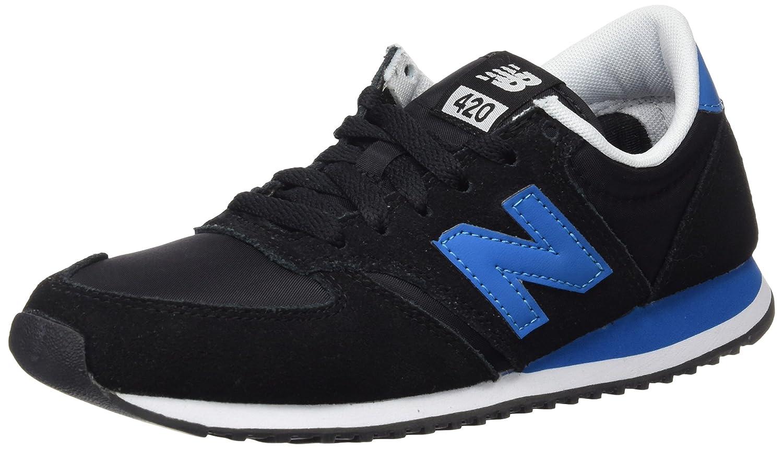 New Balance 420, Zapatillas de Running Unisex Adulto 38 EU|Multicolor (Black 001)