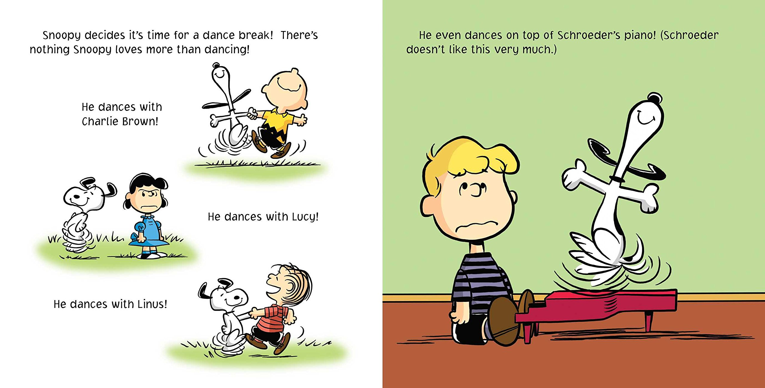 amazon peanuts snoopy takes off charles m schulz tina gallo