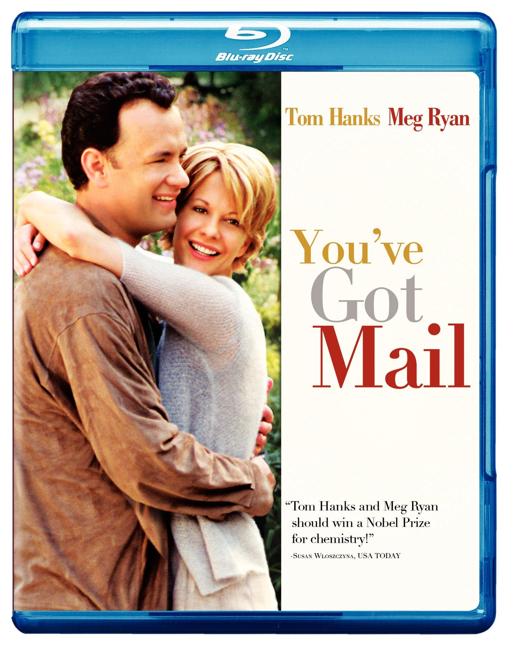 Blu-ray : You've Got Mail (Dolby, AC-3, , Widescreen)