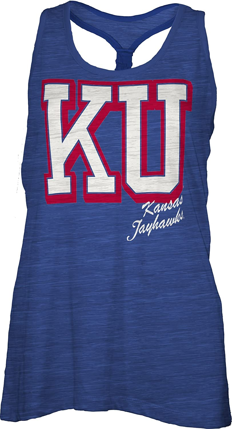 Three Square by Royce Apparel NCAA Juniors Chelsea Knobi Tank Top