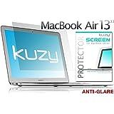"Kuzy - Anti-Glare AIR 13-inch Screen Protector Film for Apple MacBook AIR 13.3"" (Models: A1466 & A1369) - Anti-Glare"
