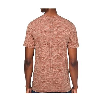 Lululemon Men's Metal Vent Breathe Short Sleeve Shirt: Clothing
