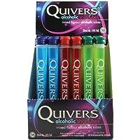 Quivers 2cl Test Tube Shots - 36 Box 3 Flavours