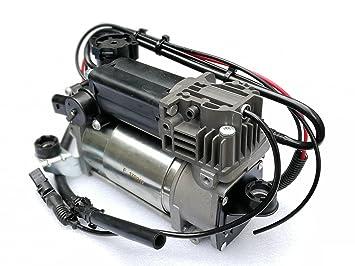 Bomba de compresor de suspensión de aire OEM 4F0616006A: Amazon.es: Coche y moto