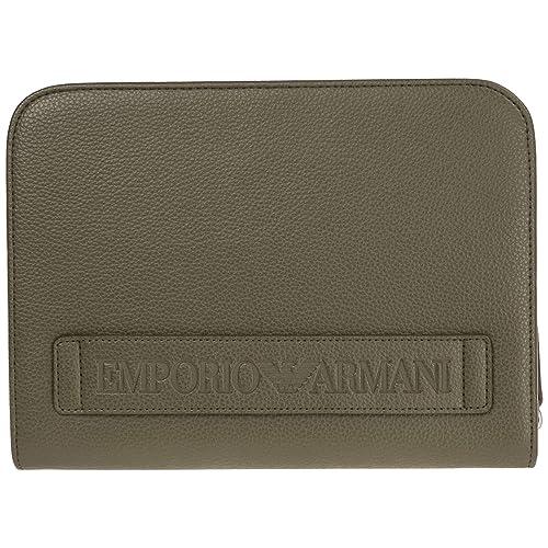 Emporio Armani bolsas de mano hombre militare: Amazon.es ...