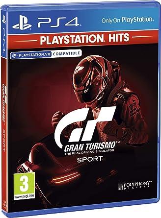 Gran Turismo: Sport PlayStation Hits - PlayStation 4 [Importación inglesa]: Amazon.es: Videojuegos
