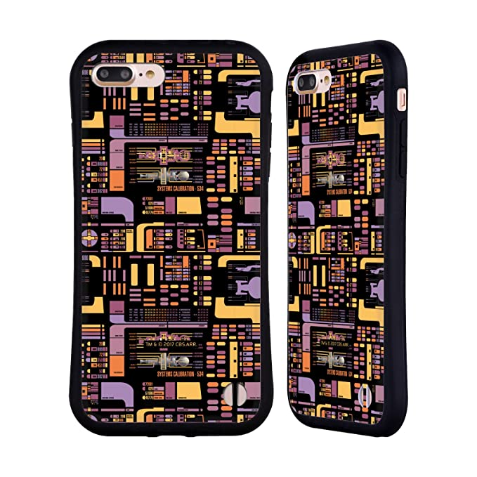 check out 697a1 663cc Amazon.com: Official Star Trek LCARS Patterns TNG Hybrid Case for ...