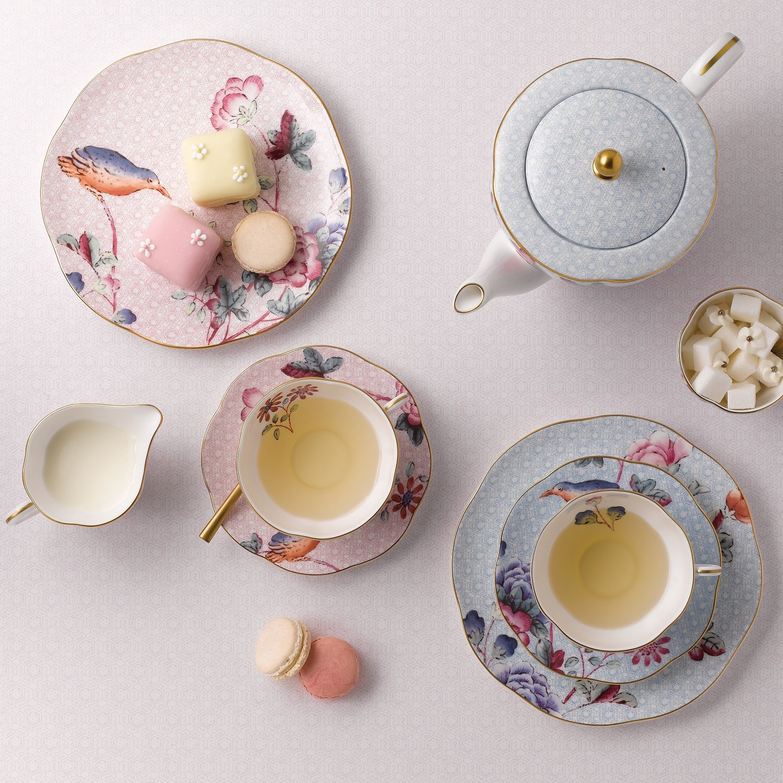 Wedgwood Cuckoo Tea Story Sugar and Creamer Set, Large by Wedgwood (Image #5)