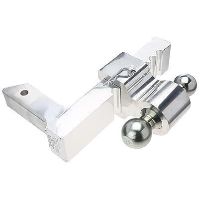 "Andersen Manufacturing, Inc. 3413 2"" X 2 5/16"" x 10"" Aluminum Drop Rapid Hitch: Automotive"