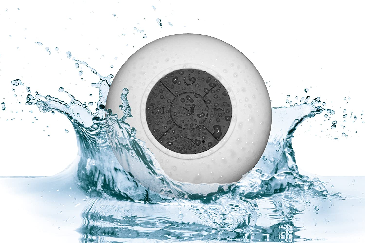 HD Waterproof Bluetooth Shower Speaker