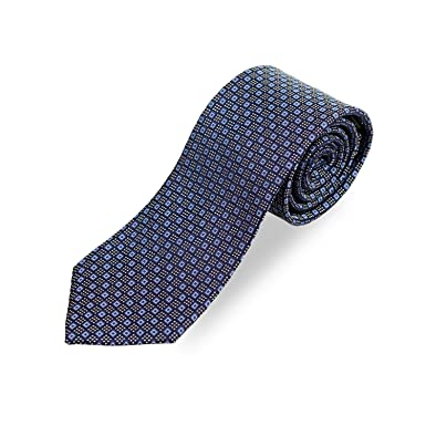6e788c8b8c22 Men's Mulberry Silk Textured Ties, Luxe Jacquard Fabric Neckties for  Business, Interview, Wedding