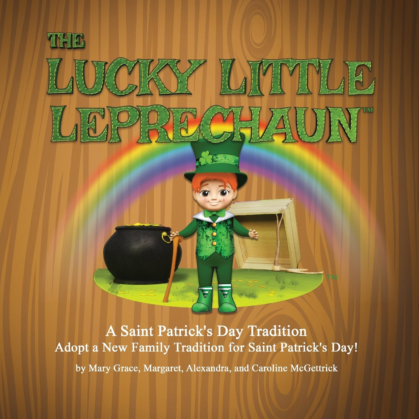 The Lucky Little Leprechaun: A Saint Patrick's Day Tradition