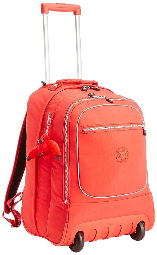 Kipling Mochila escolar, rojo - Cardinal Red, K1501310P_Cardinal Red_48