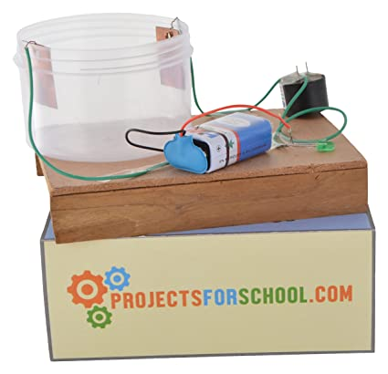 buy projectsforschool water level indicator school science project