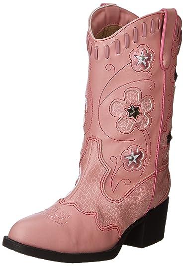 9e0c664d8eb Roper Light Up Flowers Western Boot (Toddler/Little Kid)