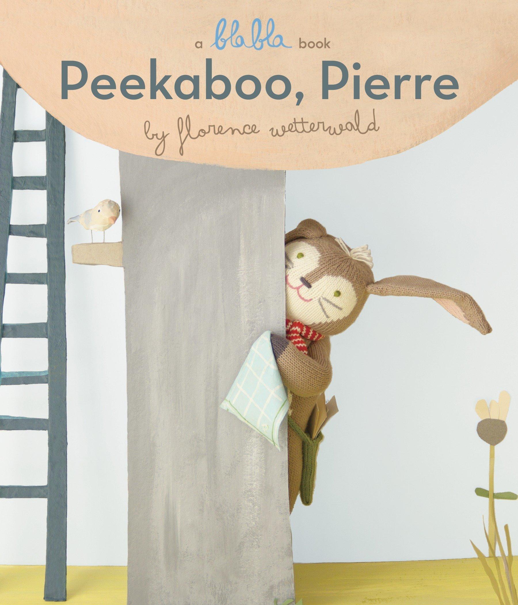 Download Peekaboo, Pierre (A Blabla Book) pdf