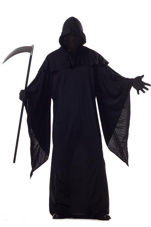 California Costumes Horror Robe Grim Reaper Costume X-Large  Amazon.co.uk   Toys   Games 71d036ab3