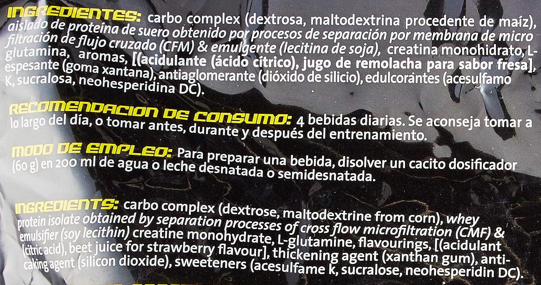 Mega Plus Optimal Mass Fresa - 1500 gr: Amazon.es: Salud y ...