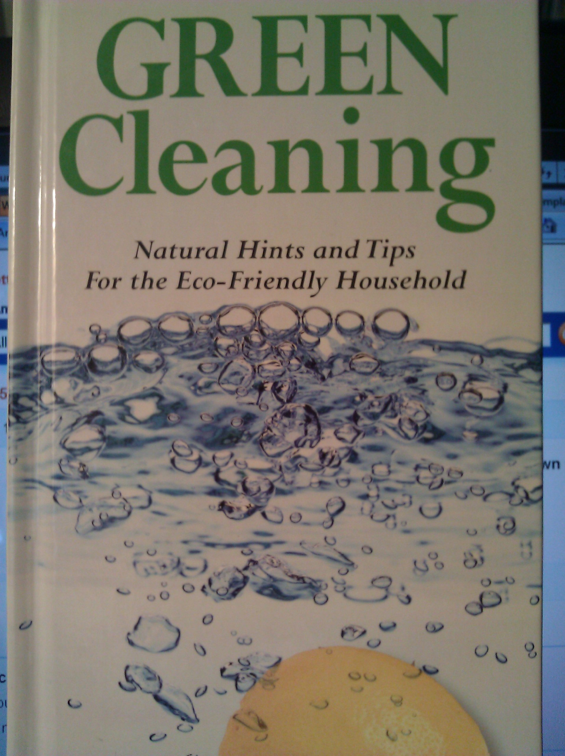 Green Cleaning pdf epub