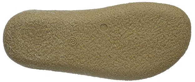 Haflinger Blizzard Flax, Zapatillas de Estar por Casa Unisex Adulto, Beige (Torf 550), 45 EU