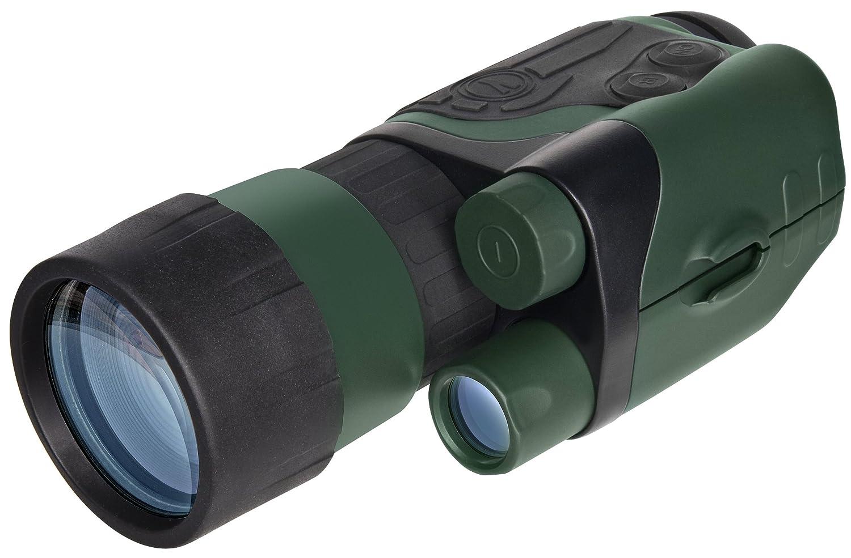 Dispositivo de visi/ón nocturna color negro Yukon Spartan 4x50 talla 19