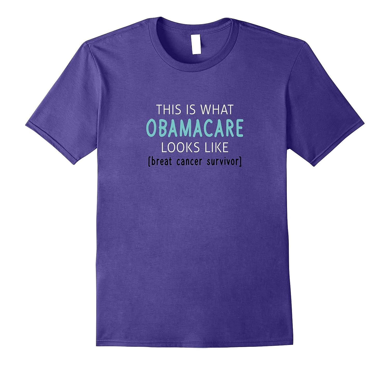Breast Cancer Survivor Obamacare Shirt-CD