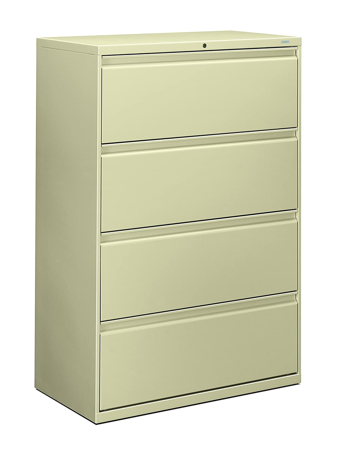 Amazon.com: HON 885LP 800 Series Five-Drawer Lateral File Roll-Out ...