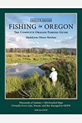 Fishing in Oregon, Twelfth Edition Perfect Paperback