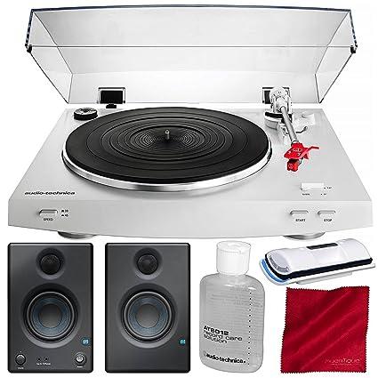Amazon.com: Audio-Technica consumidor at-lp3 Tocadiscos ...
