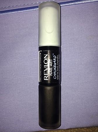 Revlon Nail Art Chalkboard Matte Nail Enamel Spring Break Amazon