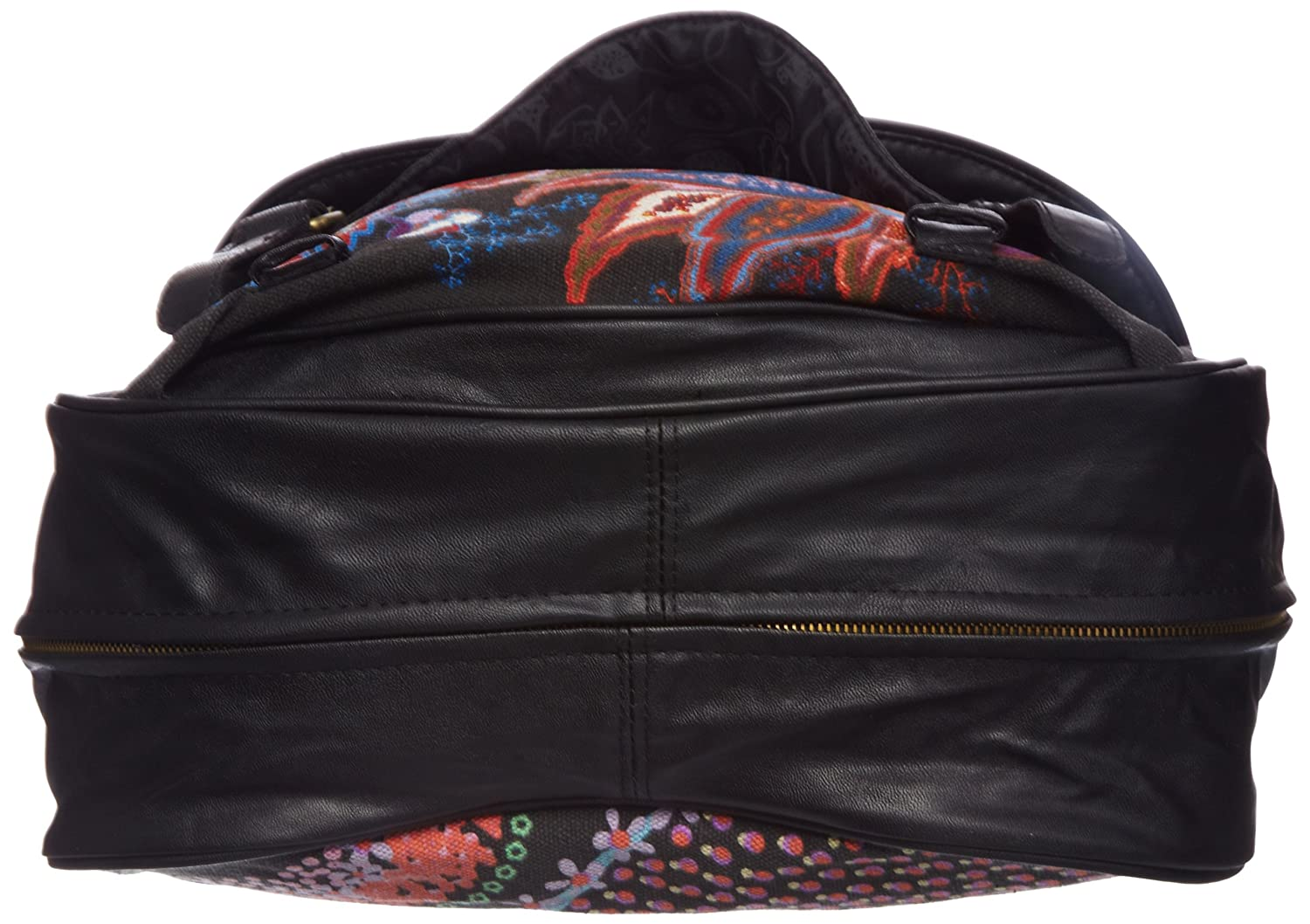 Amazon.com: Desigual Womens Cartnney Cross-Body, Black ...