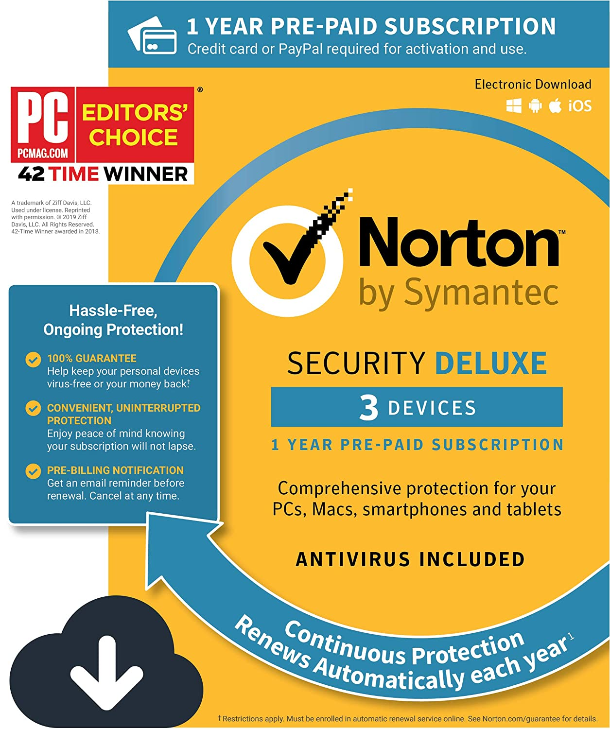 norton antivirus key card