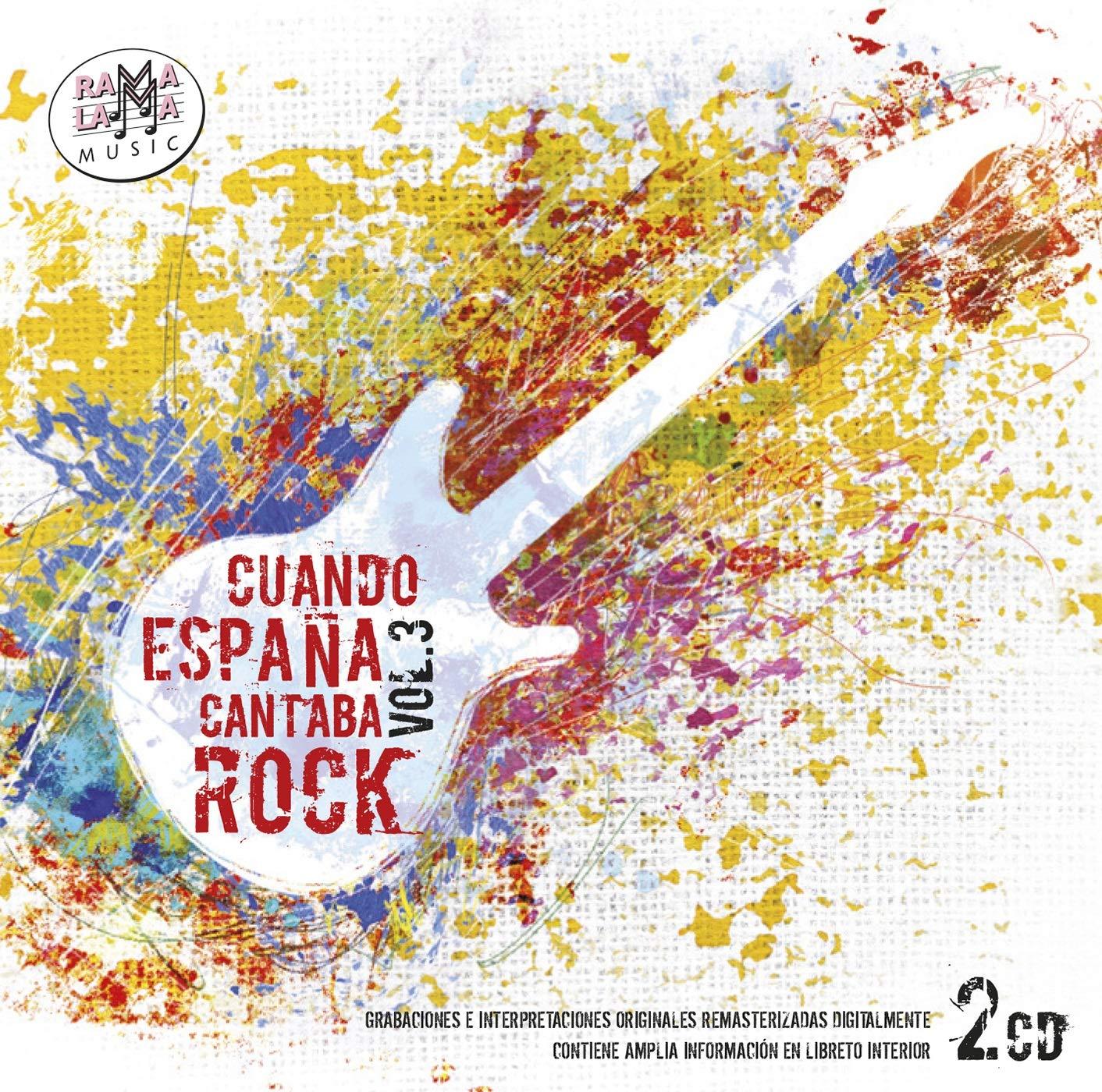 Cuando España Cantaba Rock Vol.3: Varios: Amazon.es: Música