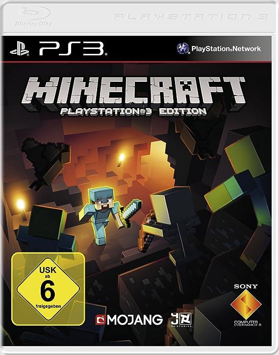 Sony Minecraft (PS3) - Juego (PlayStation 3, Acción, E10 + (Everyone 10 +)): Amazon.es: Videojuegos