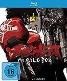 Megalobox - Volume 1 (Limitierte Edition mit Sammelschuber) LTD. [Blu-ray]